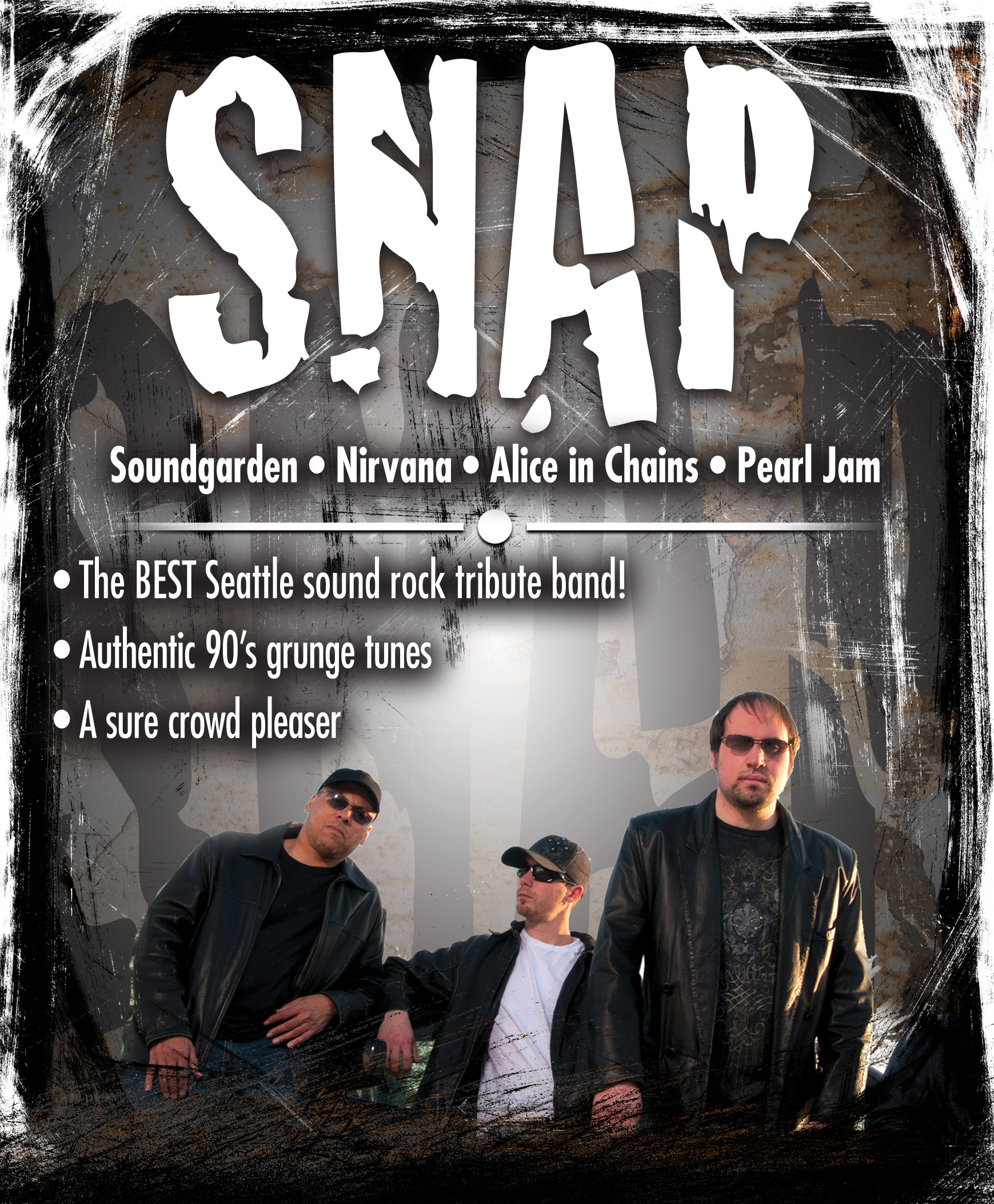 SNAP Seattle Rock