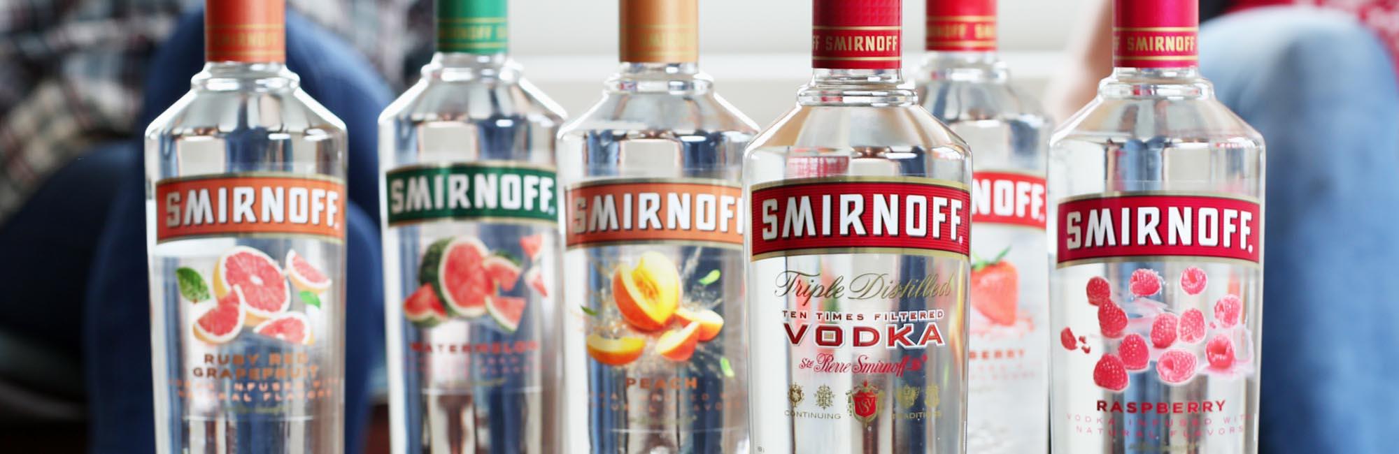 Smirnoff vodka baltimore
