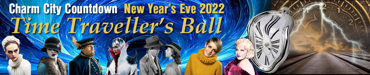 Baltimore's Biggest New Years Eve Event!
